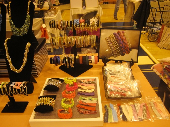 See Song Designs at Prospect High School's Snowbird Craft Fair