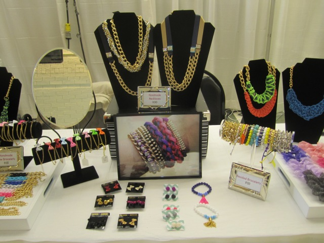 See Song Designs at Lambs' Farm Holiday Lights Gift and Craft Show