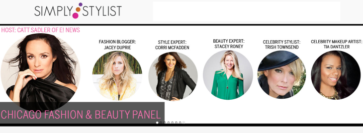Simply Stylist Panelists