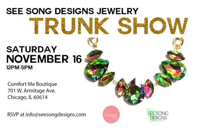 SSD Comfort Me Trunk Show November-1