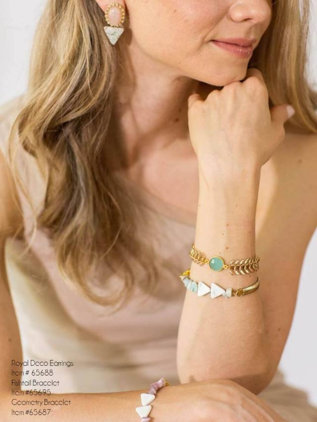 See Song Designs Look Book Dainty Bracelets