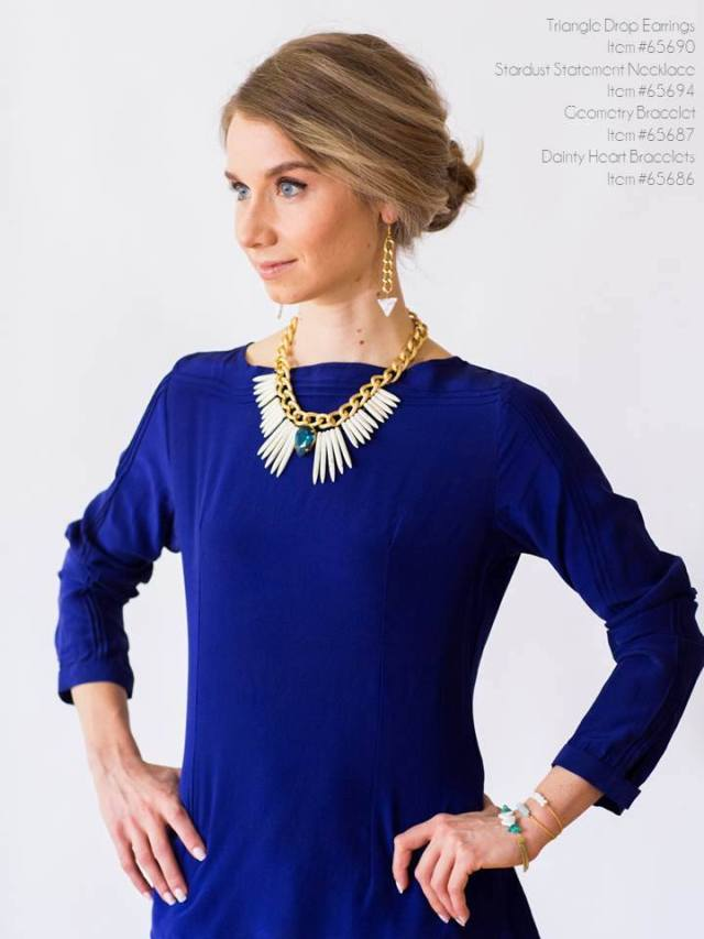 See Song Designs Look Book Statement Necklace