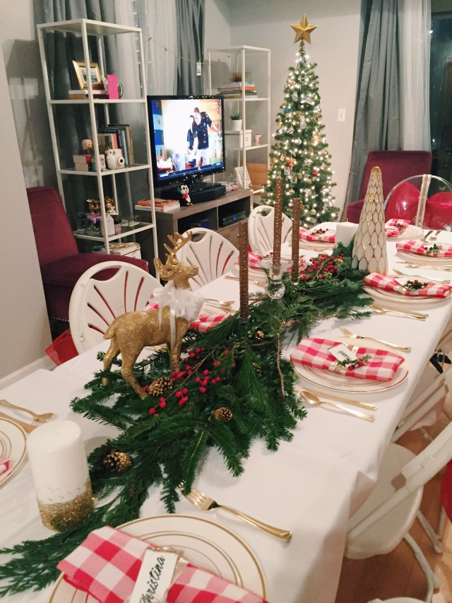 DIY Holiday Dinner Party